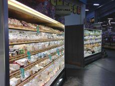 Walls of cheese...