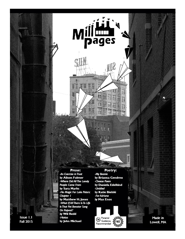 Mill Pages Volume 1