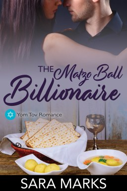 Matzo Ball Billionaire Cover