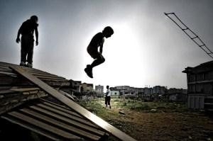Di treni , di sassi e di vento - Tirana- (22)