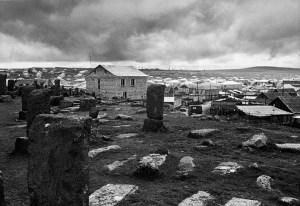 Cimitero del V° secolo, a Noraduz.