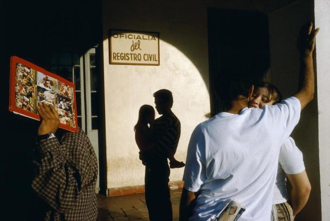 MEXICO. Nuevo Laredo, Tamaulipas. 1996.
