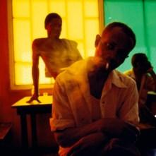 GRENADA. Gouyave. Bar. 1979.