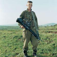 Omri,-Givatti-Brigade,-Golan-Heights,-Israel,-March-29,-2000