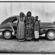 Seydou Keïta, Untitled, 1952–55 Gelatin silver print, 50 × 60 cm CAAC – The Pigozzi Collection, Geneva © SKPEAC (The Seydou Keïta Photography Estate Advisor Corporation)
