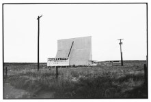 © Wim Wenders Drive-in, Marfa, Texas, 1983 Image courtesy the artist and BlainSouthern
