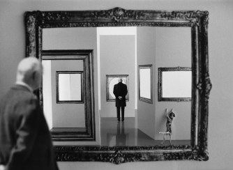 Gilbert Garcin - Le musee