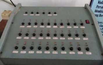 Membuat Speaker Selector Menggunakan Saklar Manual