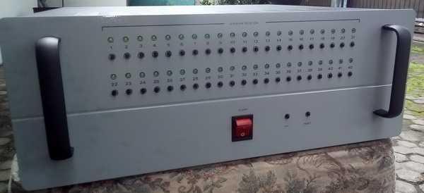 Speaker Selector 42CH