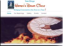San Diego Women's Drum Circle - WordPress Websites and Training - Sara Ohara