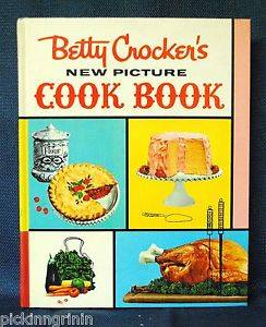 Betty Crocker Cookbook Sold in eBay Class - WordPress Websites and Training - Sara Ohara