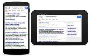 Google Mobile Search - WordPress Websites and Training - Sara Ohara