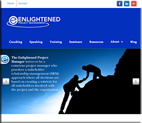Enlightened Project Management - WordPress Websites and Training - Sara Ohara