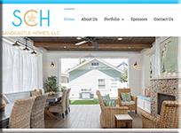 Sandcastle Homes - WordPress Websites and Training - Sara Ohara