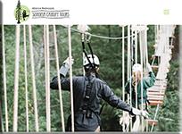 Sonoma Canopy Tours - WordPress Websites and Training - Sara Ohara