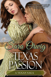 Sara-Orwig-Texas-Passion ROMANCE ebook