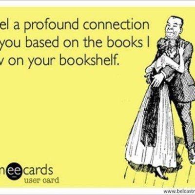bookshelf meme