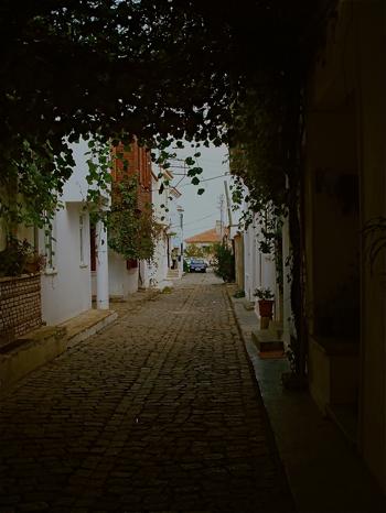 Bozcaada Kasabası