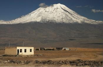Ağrı Dağı (Ararat)
