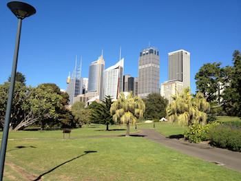 Sydney Botanik Bahçesi