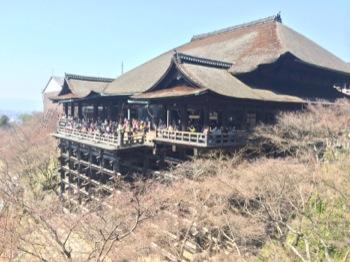 Kiyomizu Tapınağı