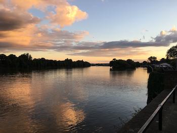 Thames at Dusk