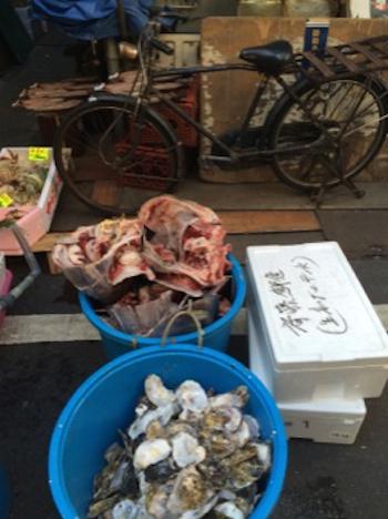 Balık Pazarı, Tokyo