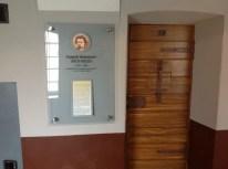 Jelyabov'un kaldığı hücre.