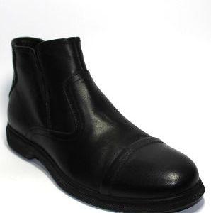 Мъжки черни боти-0414194