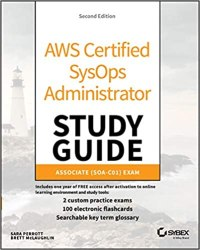 Cover of AWS SysOps Administrator Study Guide