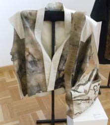 123 Elaine Harrold-Waistcoat and Bag