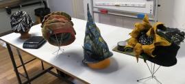 felt hats handmade