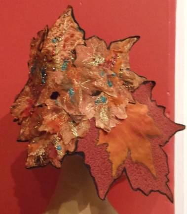 21 Marilyn Farrow_Autumn Mask