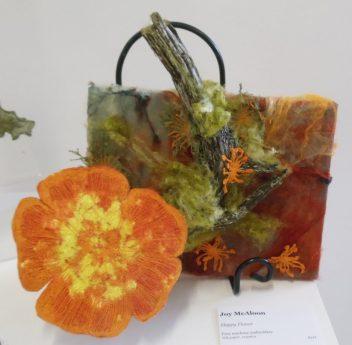 87 Joy McAloon-Happy flower