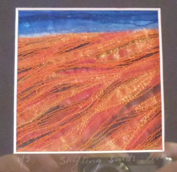 93 Lyn Nixon_Shifting Sands_closeup