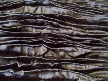 Ripples - heat set mokume shibori