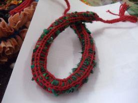 Rug technique for textiles