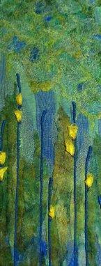 Sara Quail free machine embroidery