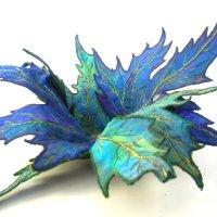 3D textiles leaf bowl