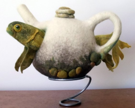 Finished teapot all in one resist