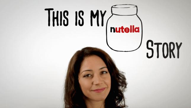 Sara Rosso My Nutella Story