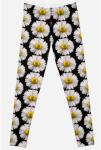 Daisy leggings - part of the new flower leggings collection