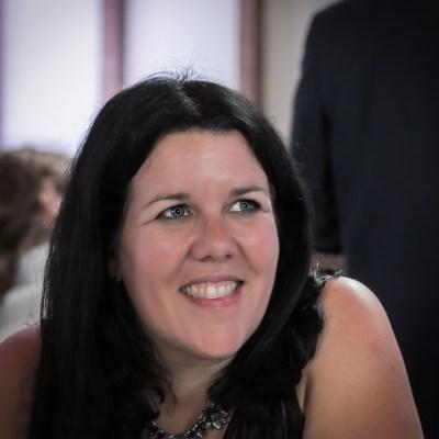 Portrait of Sara Sadler- Photographer