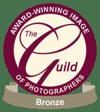 Guild of Photographers Bronze award