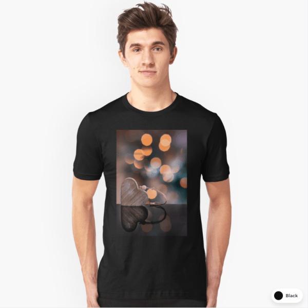 love heart t-shirts