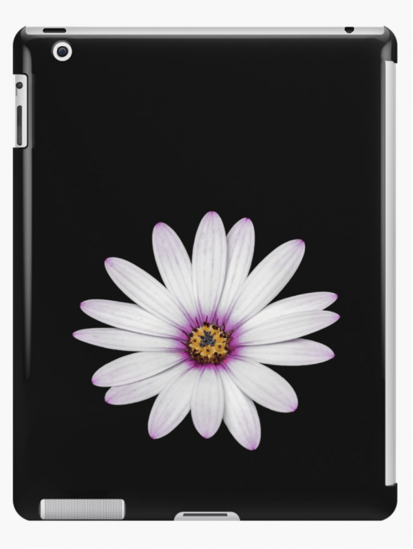 African Daisy iPad case