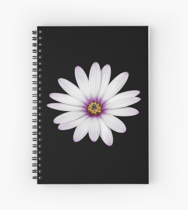 African Daisy Notebook