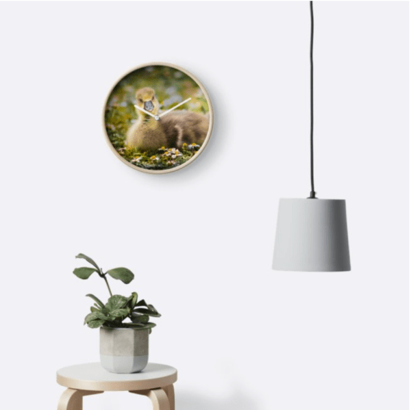 gosling wall clock