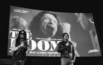 Q&A with Tommy Wiseau and Greg Sestero from The Room