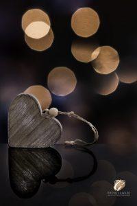 Love heart photograph receives Bronze award